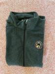 SALE ITEM Mens Grey Fleece Vest - XL