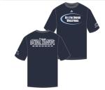 2020-2021 AJV Girls Practice Shirt - Navy