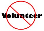 Volunteer Opt Out