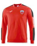 JOMA Champion IV Training Sweatshirt (Red/Black)