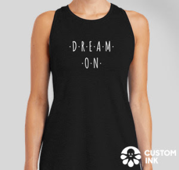 'Dream On' Tanktop