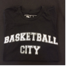 Basketball City Varisty T-Shirt (Short Sleeve)