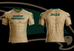 Custom Short Sleeve Warm up Shirt