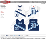 FLG Sublimated Practice Reversible