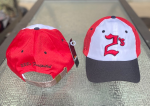 2's Tri-color Ball Cap - Unstructured Adjustable