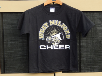 Youth Cheer Megaphone T-Shirt