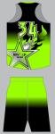 1/2 Uniform Jersey or Short Order