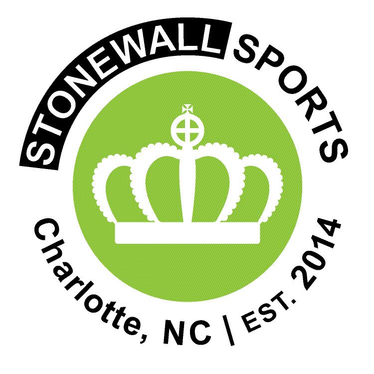 Stonewall Dodgeball Charlotte - Winter 2019 (Sun)