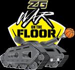 War on the Floor Logo