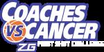 Coaches vs. Cancer First Shot Challenge Logo