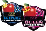 King and Queen of the Big Apple Logo