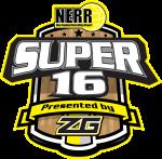 NERR Super 16 Logo