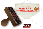 War for Western NY Logo