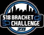 518 Bracket Challenge Logo