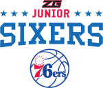 Jr. 76ers Hoopfest Logo