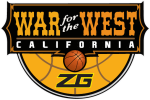 War for the West Logo