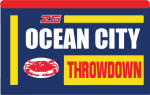 Ocean City Throwdown Logo