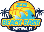 Beach Bash @ DME Logo