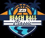 Zero Gravity Beach Ball Classic @ Hoop Heaven Logo