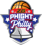 Phight for Philly Powered by Zero Gravity Logo