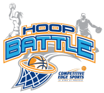 Hoop Battle Powered by Zero Gravity Logo
