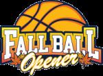 Fall Ball Opener Logo