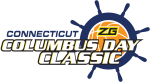 CT Columbus Day Classic - Powered by Basketbull Logo