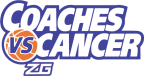 Coaches vs. Cancer: A First Shot Challenge Logo