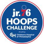Jr. 76ers Hoops Challenge benefitting the Children's Hospital of Philadelphia