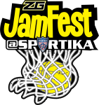 NJ Jam Fest @ Sportika Logo