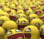 Balls Deep (Yellow) logo