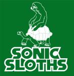 Sonic Sloths logo