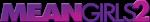Mean Girls 2.0 - Raspberry logo