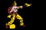 Raging Ballbarians logo