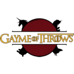 Gayme of Throws logo