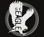 Sf Eagles logo