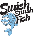 Swish Swish Fish logo