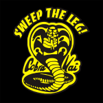 Cobra Kai (Lime) logo