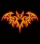The Houston FANGS logo