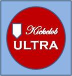 Kickelob Ultra (Pink) logo