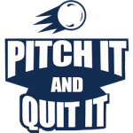Pitch It and Quit It logo