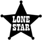 Lonestars (Navy Blue) logo