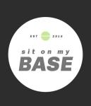 Sit On My Base (Leaf) logo