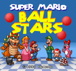 Super Mario Ball-Stars logo