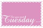 See You Next Tuesday logo