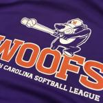 Raleigh Woofs logo
