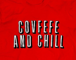 Covfefe 6.9 - Red logo