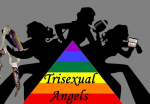 Trisexual Angels logo