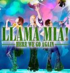 Llama Mia! logo