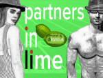 Partners in Lime logo